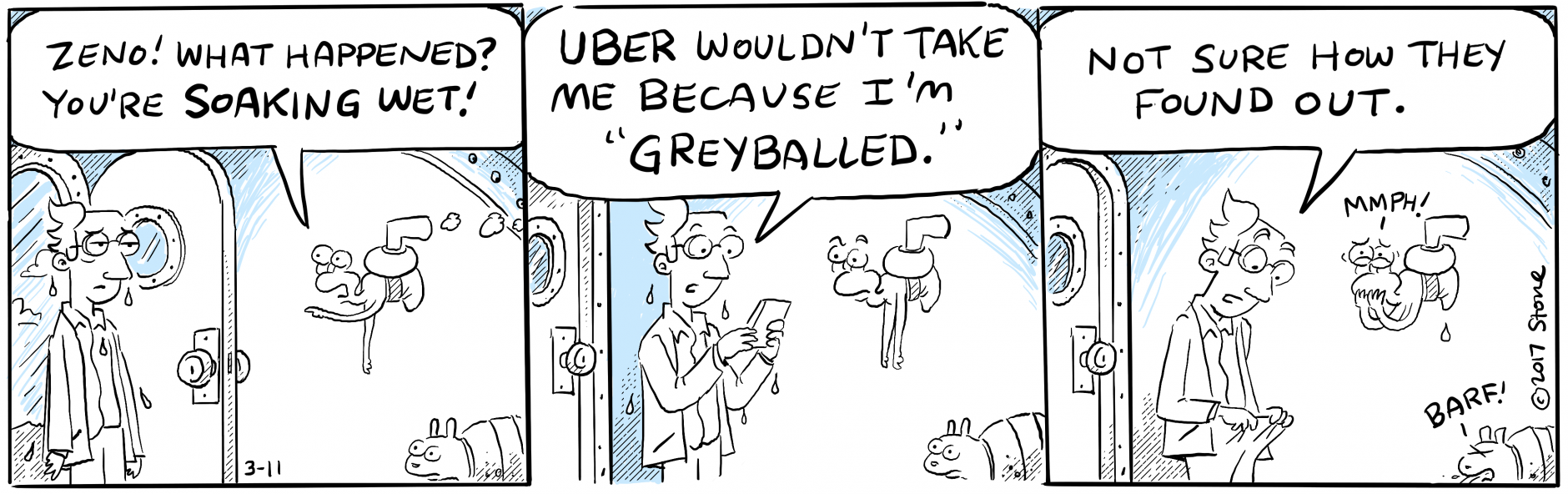 Hey, it can happen to anyone. @Uber #Greyball